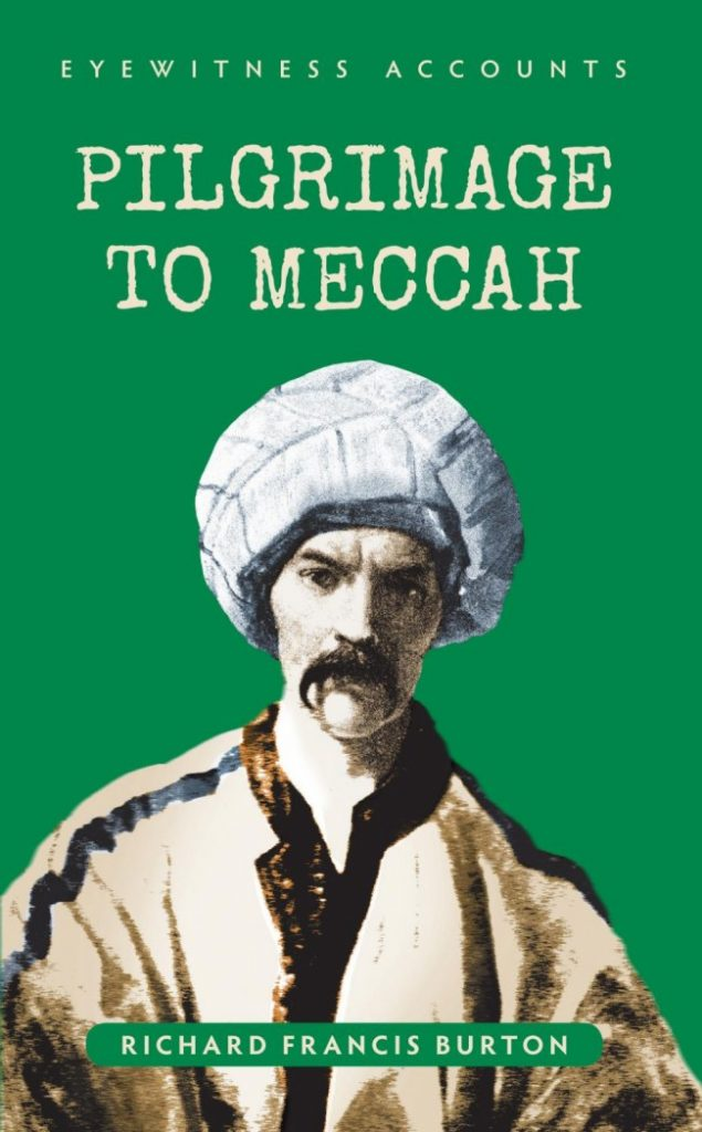 Book Cover: Pilgrimage to Mecca