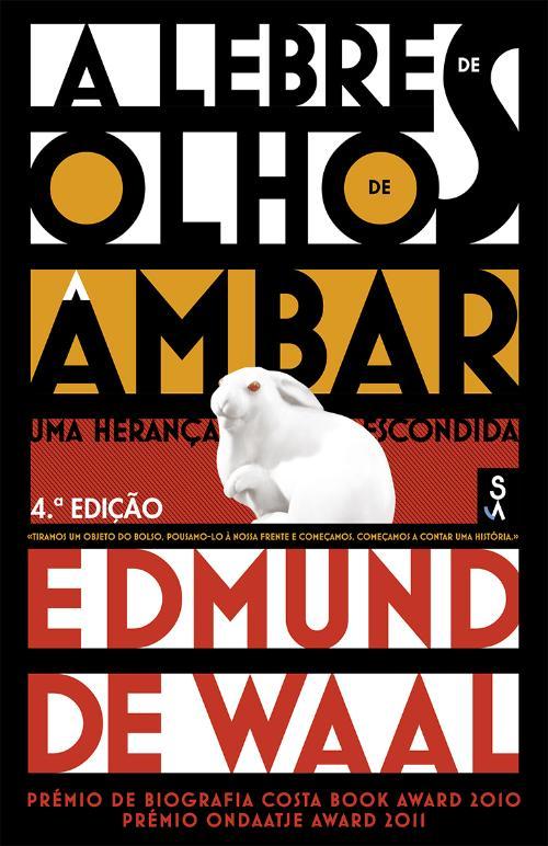 Book Cover: A Lebre de Olhos de Âmbar