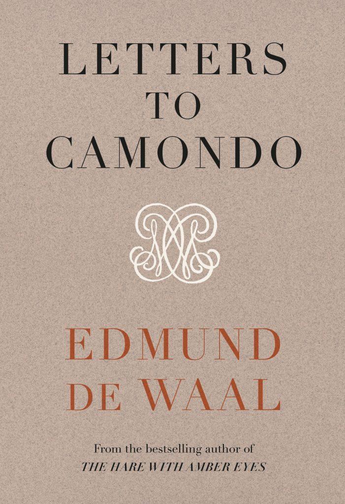 Book Cover: Letters to Camondo