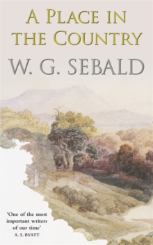 Book Cover: A Place in the Country